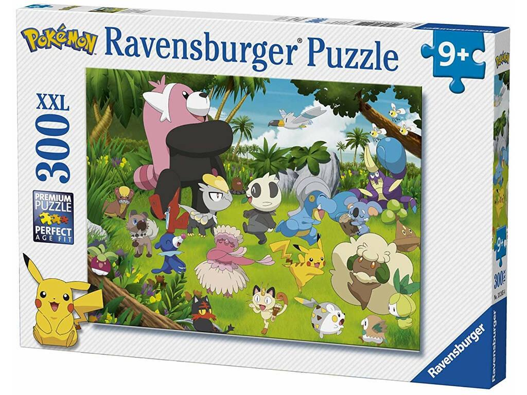 Puzzle XXL Pokémon 300 Peças Ravensburger 13245