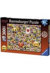 Puzzle XXL Emoji 300 pièces Ravensburger 13240