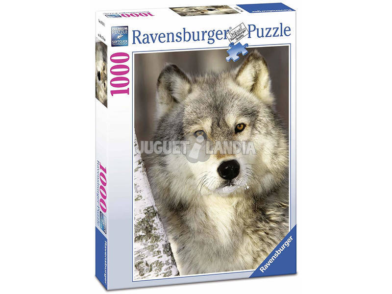 Puzzle Lobo 1.000 Piezas Ravensburger 19761