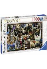 Puzzle Harry Potter vs Voldemort 1000 Pièces Ravensburger 15170