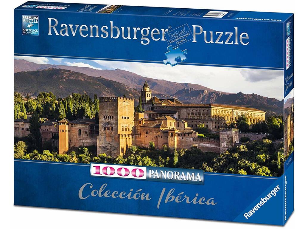 Puzzle Panorama Granada 1.000 Piezas Ravensburger 15073