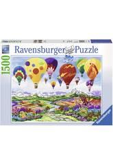 Puzzle La Primavera Está En El Aire 1.500 Piezas Ravensburger 16347