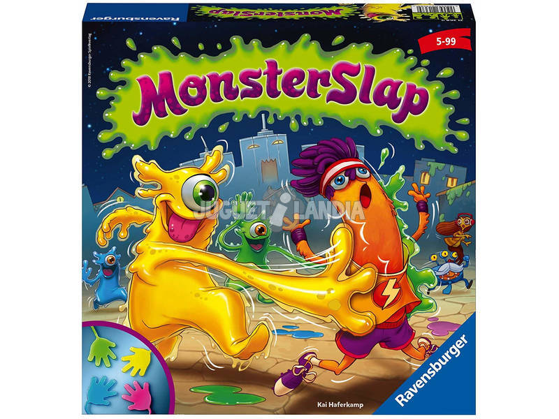Gioco da Tavolo Monster Slap Ravensburger 21368