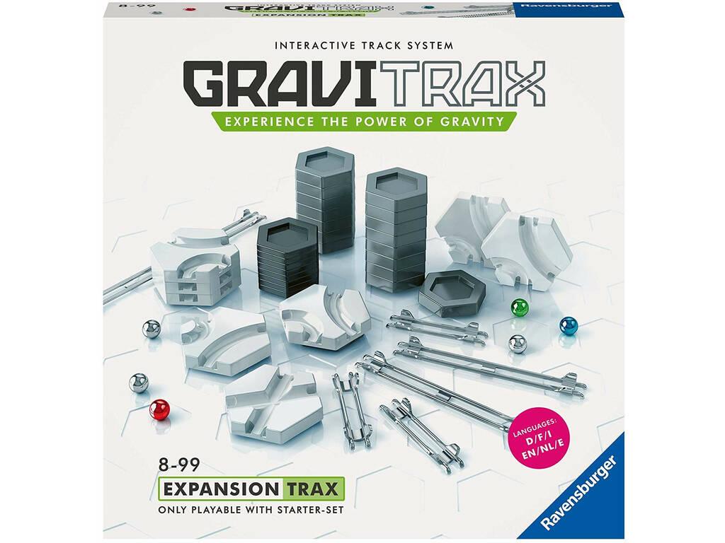 Gravitrax Expansión Rieles Ravensburger 27601