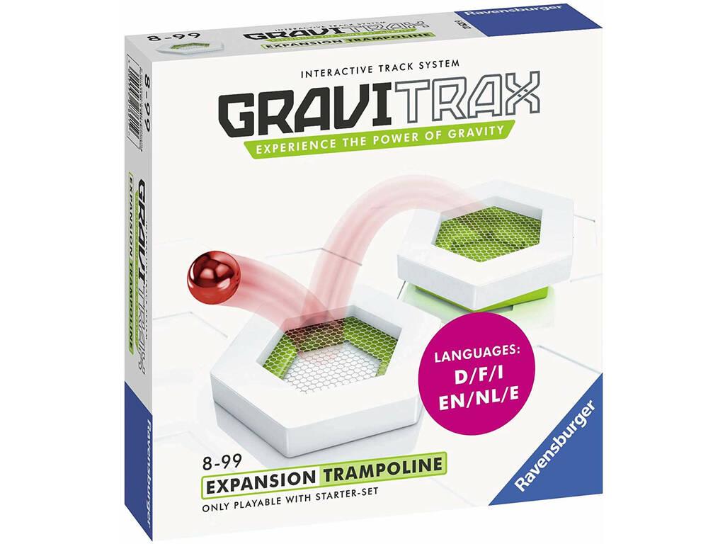 Gravitrax Expansión Trampolín Ravensburger 27621