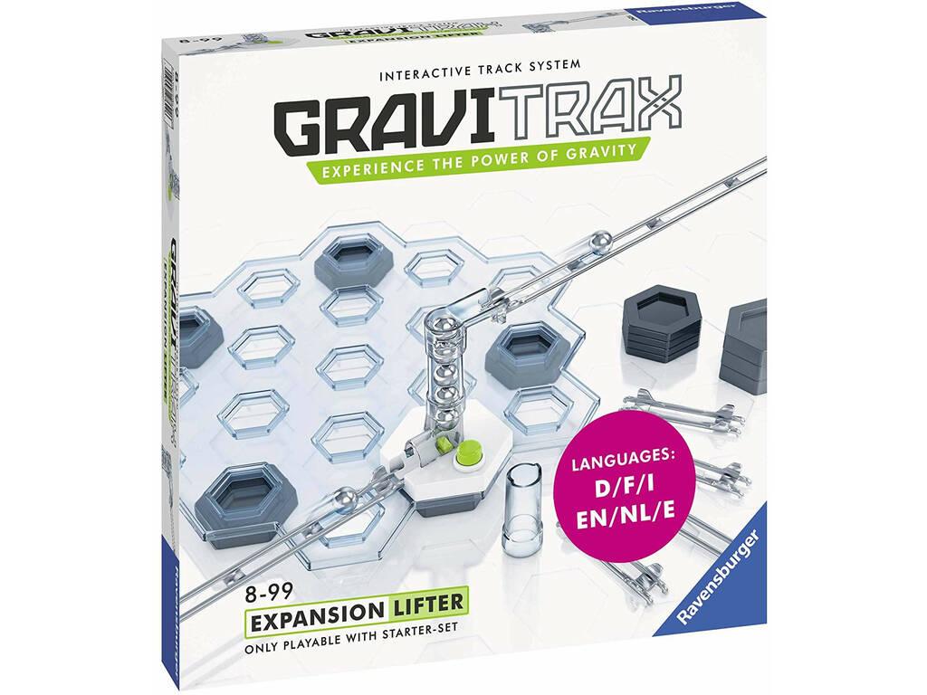 Gravitrax Expansión Ascensor Ravensburger 27622
