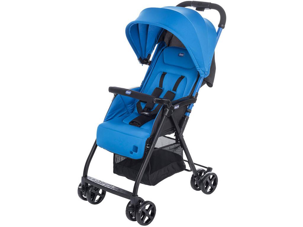 Passeggino Ohlalà Power Blue Chicco 794726