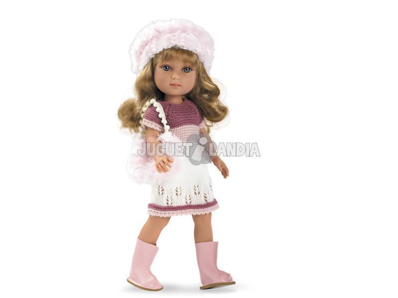 Boneca Elegance 36 cm. Carlota Arias 60174