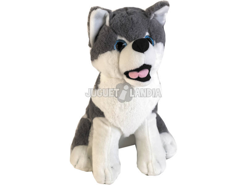 Peluche Husky 30 cm