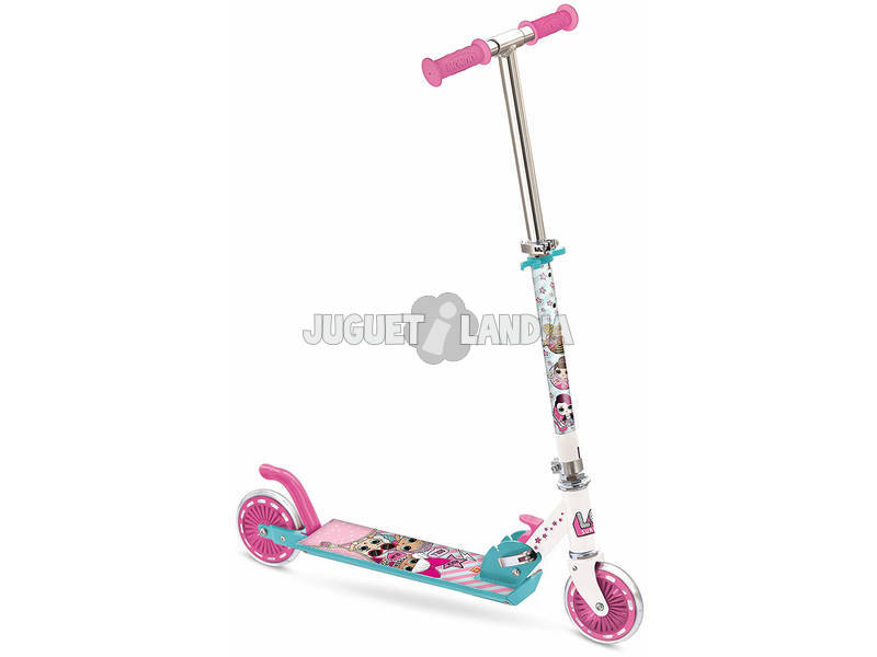 Scooter Aluminio Lol Mondo 28546