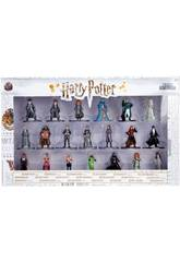 Set von 20 Harry Potters metallische Nanofiguren 4 cm. Simba 3185000