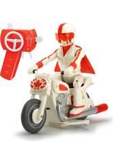 Radio Control 1:24 Toy Story 4 Moto Duke Caboom Simba 3154003