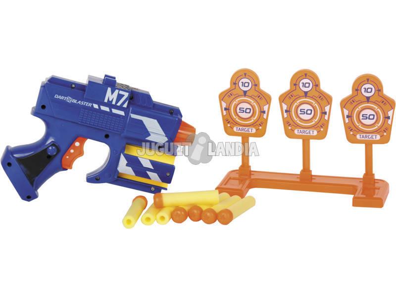 Pistola 18 cm. Lança Dardos