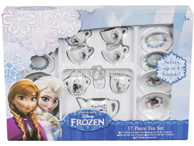 Frozen Juego de Té 17 piezas