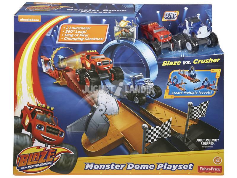 Blaze Monster Dome