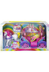 Barbie Carroza y Princesa Arcoiris M�gico