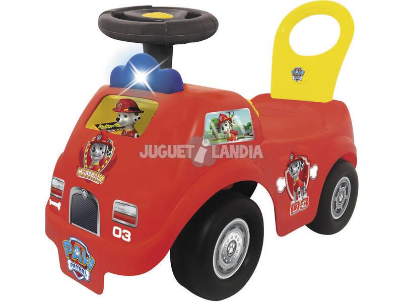 acheter porteur camion de pompiers pat patrouille marshall juguetilandia. Black Bedroom Furniture Sets. Home Design Ideas