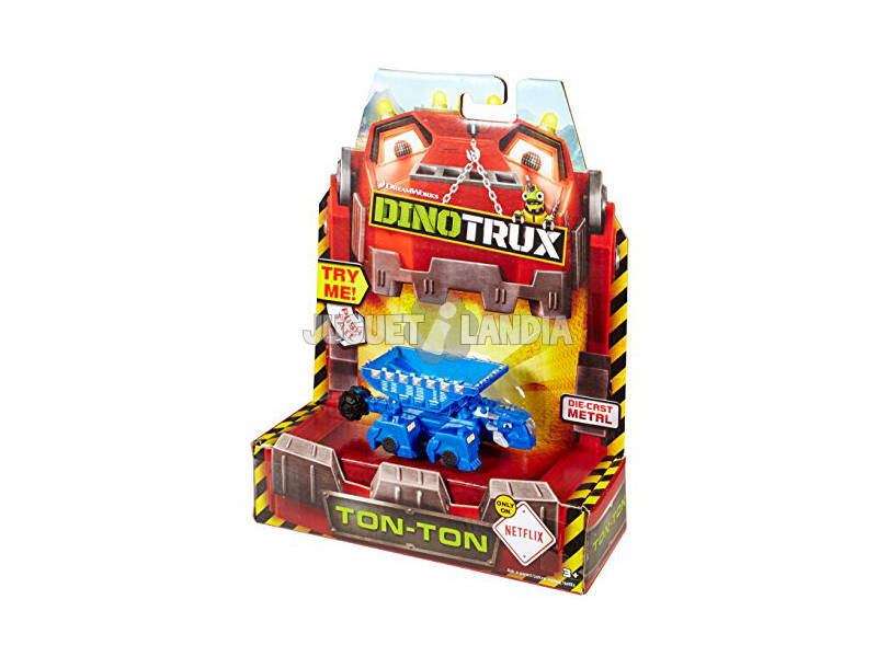 Personagens Dinotrux. Mattel CJW96