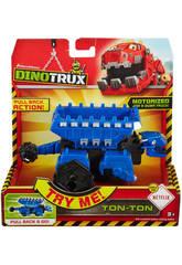 Dinotrux Con Retrofricción