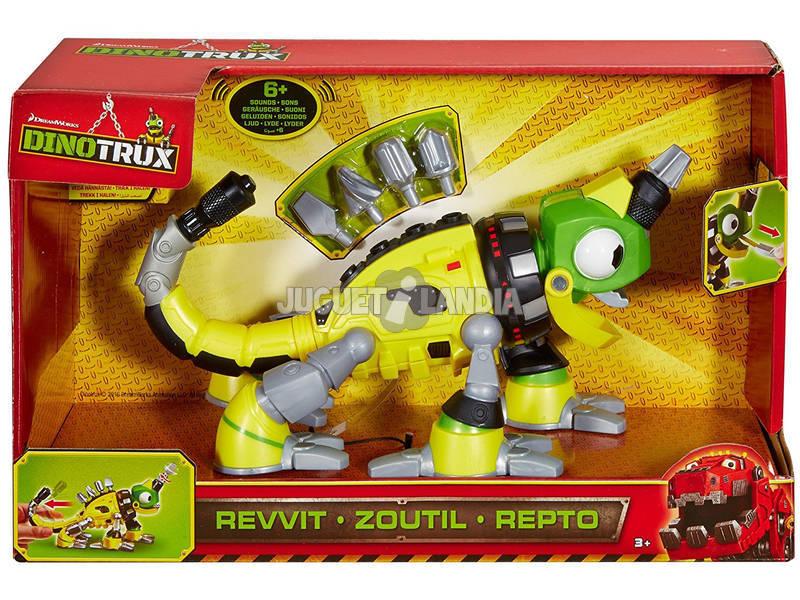 Dinotrux Revvit Con Sonidos