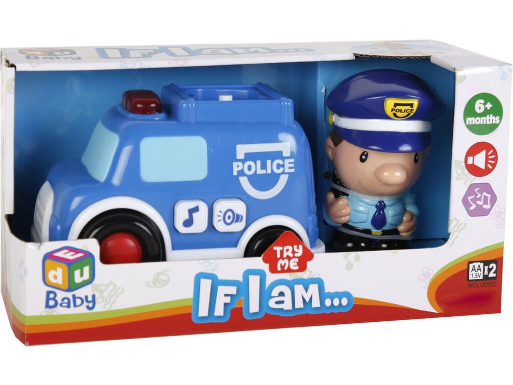 Camion Bomberos con Figura