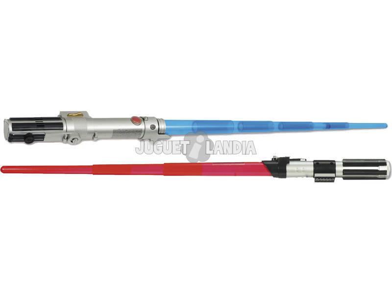 Star Wars Sable Electrónico
