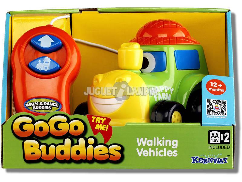 Tractor Infantil Control Remoto