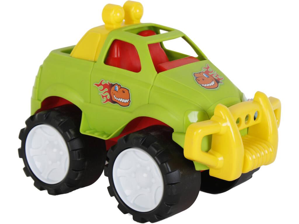 Vehiculo Todo Terreno Big Wheels