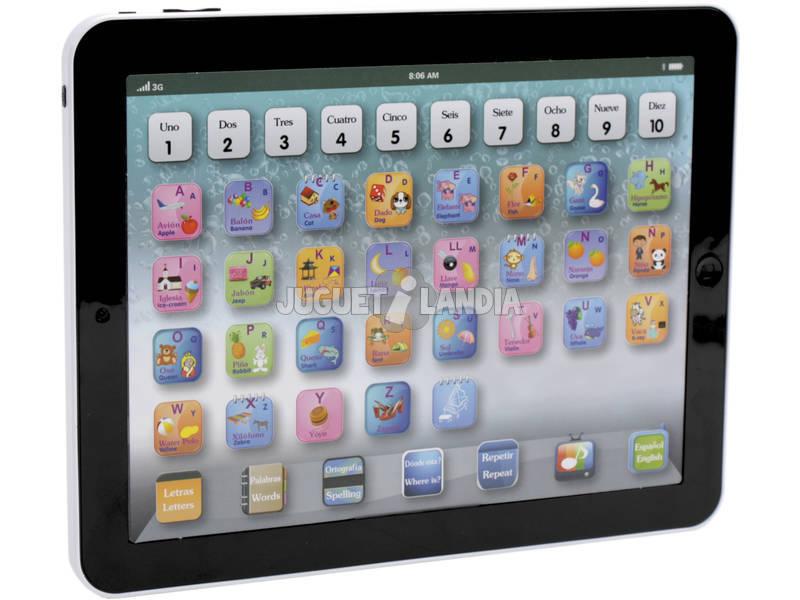 Tablet 25 cm Bilingue Edicatif