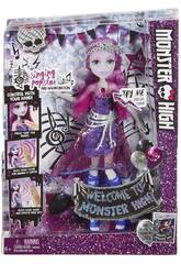 Monster High Cantante Buu-Única