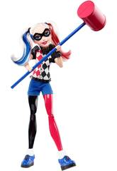 Muñeca DC Super Hero Girls Harley Quinn