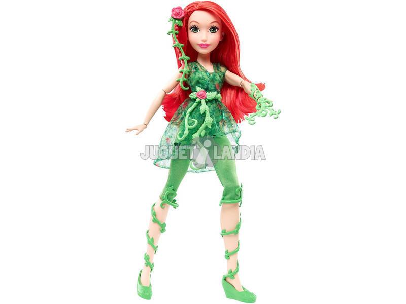 Acheter poup e dc super hero girls poison ivy juguetilandia for Acheter poison