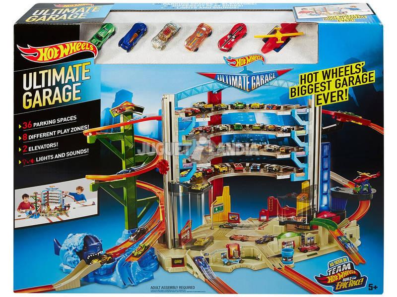 Hot Wheels Megagaraje Mattel CMP80
