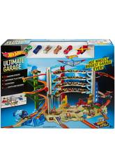Hot Wheels Mega-Garage