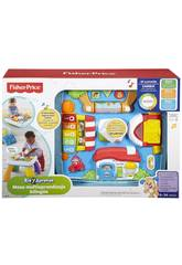 Fisher Price Mesa Multiaprendizaje Bilingüe