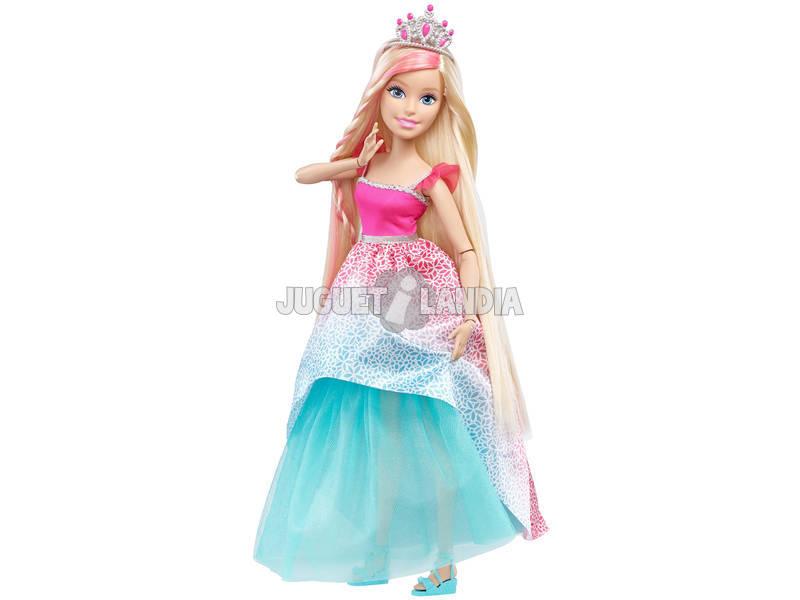 Barbie Grande Princesa 43 cm.