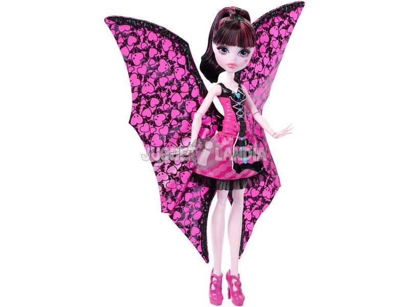 Monster High Draculaura Monstrinha Morcega