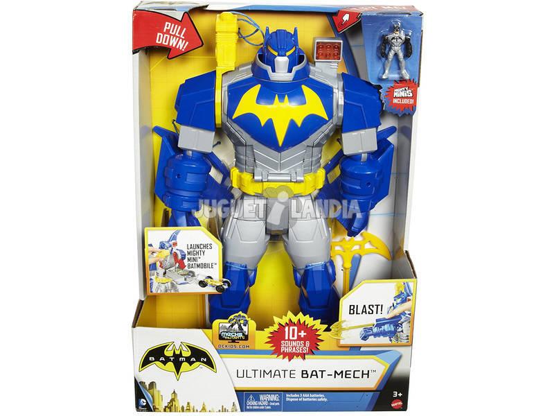 Batman El Mech Definitivo