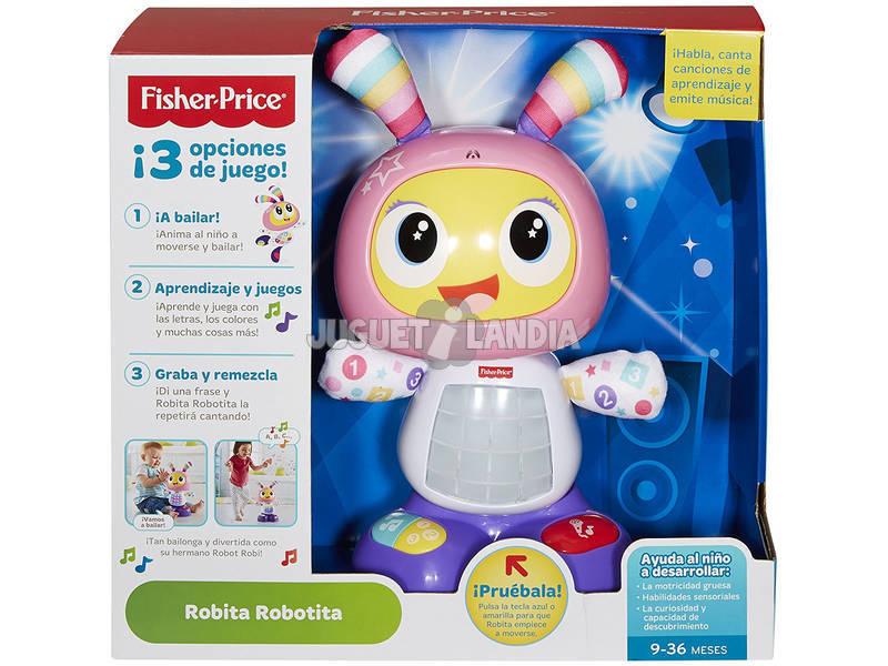 Robita Fisher Price Robotita Mattel FBC99