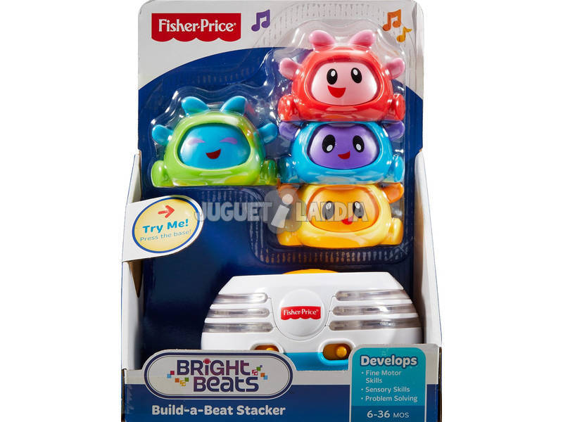 Fisher Price Bailones Apilables