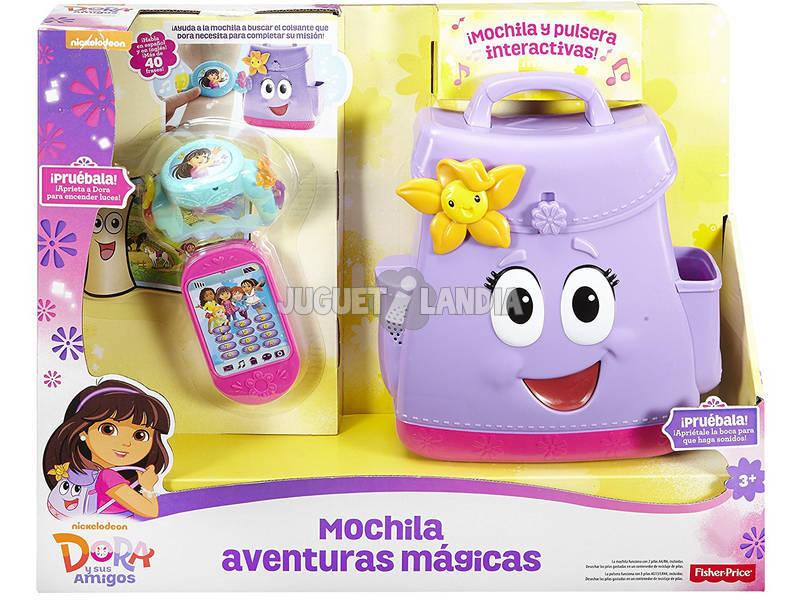 Dora Mochila Aventuras Mágicas