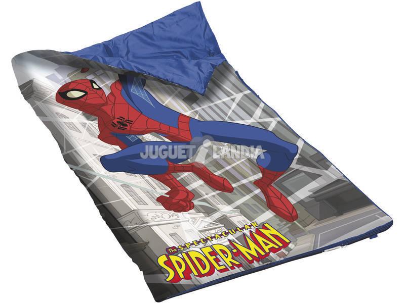Saco dormir Spiderman