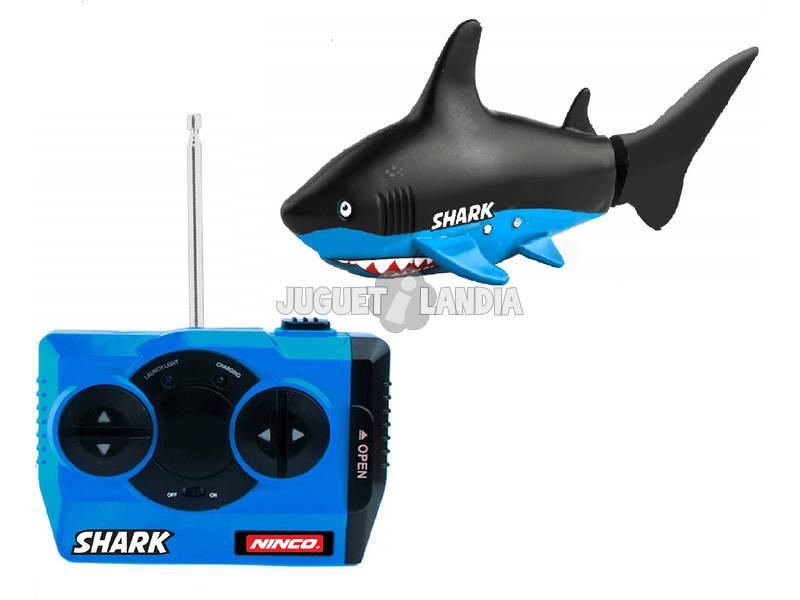 Radio Control Nincocean Tiburón 11 cm. Ninco NH99024