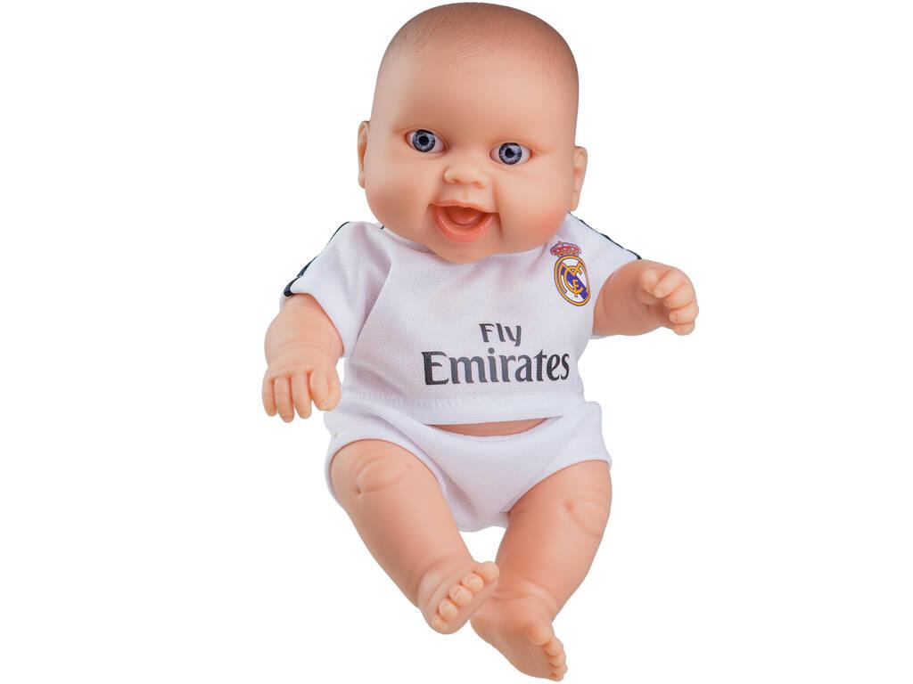Boneco 21 cm Peque Real Madrid Sortido Paola Reina 01892