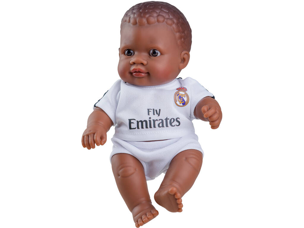 Muñeco 21 cm Peque Real Madrid Paola Reina 01892