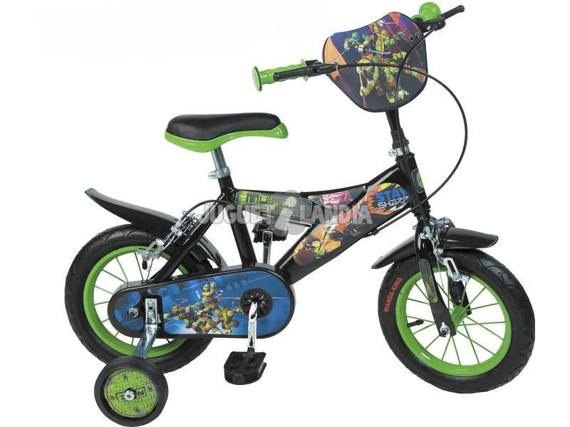 Bicyclette Tortues Ninja 12