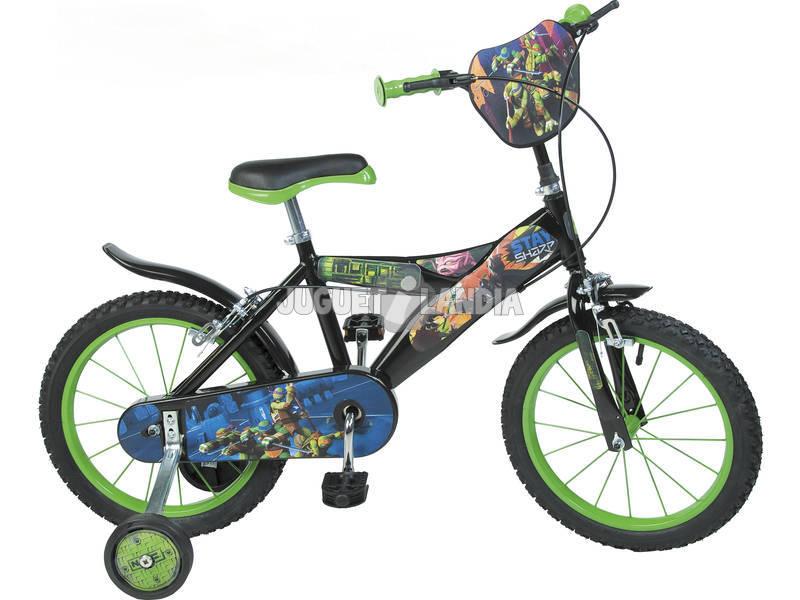 Bicyclette Tortues Ninja 16