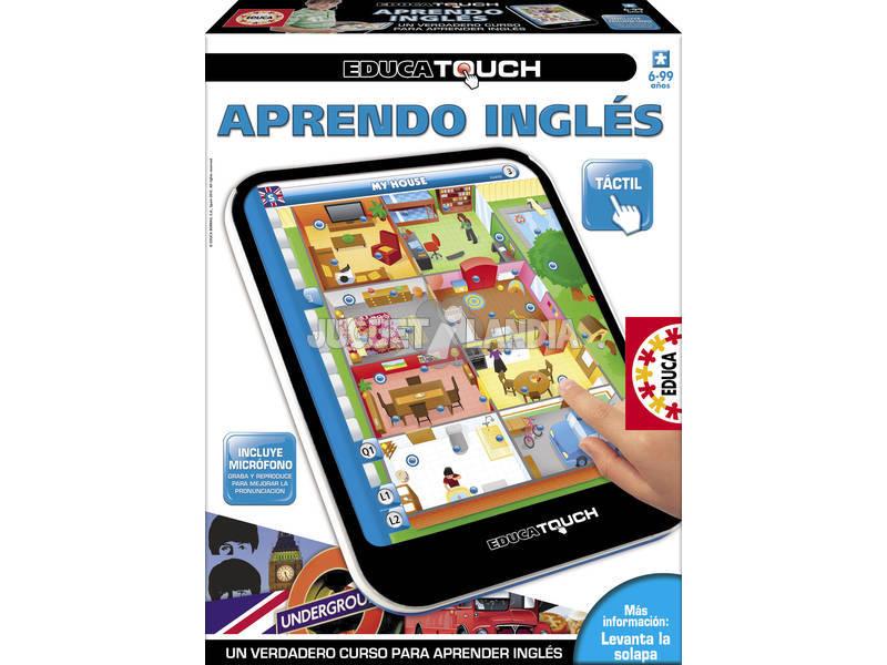 Educa Touch Aprenda Inglês Educa 15747