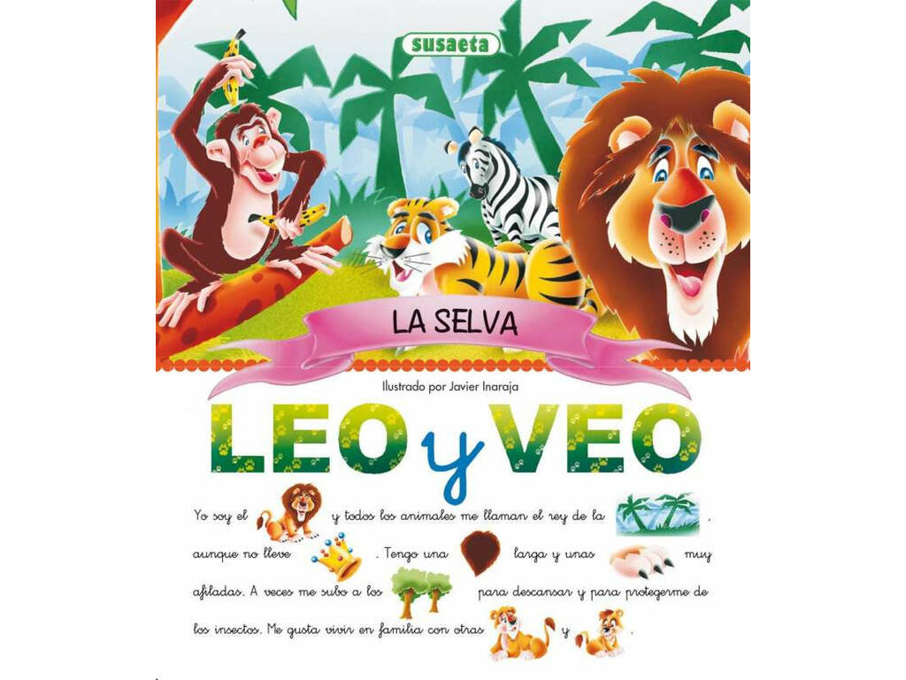Leo Y Veo Susaeta Ediciones