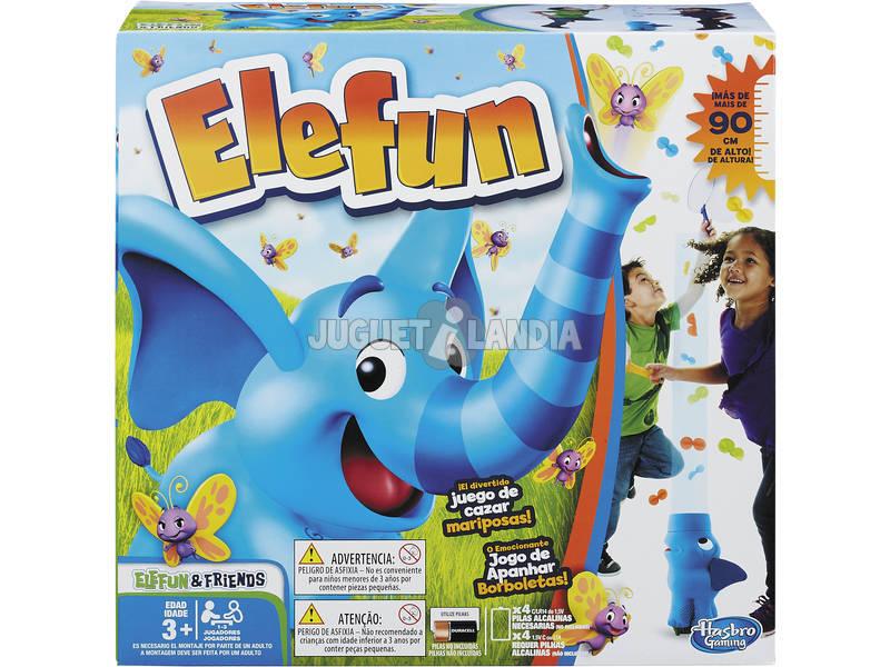 Juego De Mesa Elefun Hasbro Gaming B7714 Juguetilandia